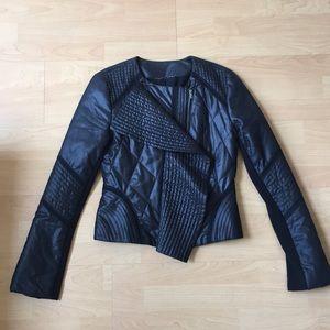 BCBG black jacket